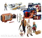 STAR WARS The Force Awakens / Rebels ACTION FIGURES Free UK Postage £19.99 GBP