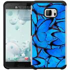 For HTC U Ultra Protective Phone Cover Slim Dual Layer Hybrid Armor Case
