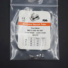 1x Dental Ortho 1st/2nd Buccal Tube MBT/Roth/Edgewise 022/018 Bondable Non-con