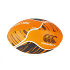 Canterbury Thrillseeker Print Rugby League Union Ball Exuberance Orange