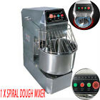20L Commercial Home Action Double Speed Spiral Dough Mixer 75 x 70 x 88cm 1.1KW
