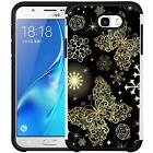 Christmas Phone Case Cover for Samsung Galaxy J7 (2017) Perx Halo Prime Sky Pro
