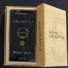 New Samsung Galaxy S5 S4 - Factory Unlocked - Black White Go