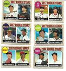 2017 Topps Heritage Baseball Pick Your Own Cards 1-400 Alex Bregman RC