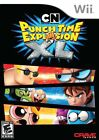 Cartoon Network Punch Time Explosion XL COMPLETE Nintendo Wii, 2011