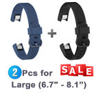 3×Classic Replacement Wristband Band Strap For Fitbit Alta HR / Alta Small/Large