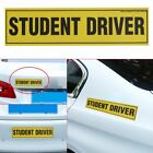 Easy Install Removable Magnetic Student Driver Car Vehicle Magnet Signs 1/2/3pcs