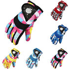 Внешний вид - Snow Ski Gloves Waterproof Boys Girls Outdoor Children Gifts Kids Winter Sports