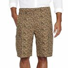 Levis Mens Cargo Shorts Camo Relaxed Fit Cotton Below Waist size 28 NEW