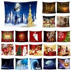 150cm Flannel Blanket Christmas Double Fleece Soft Warm Throw Blanket New