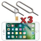 Sim Card Pin Ejector Removal Opener Tool For Apple iPhone 4 4S 5 5S 5C 6 7 Plus