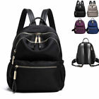 Water Resistant Nylon Backpack Rucksack Daypack Travel Bag Cute Purse 2 sizes