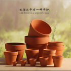 Terracotta Pot Clay Ceramic Pottery Planter Succulent Flower Pot Small