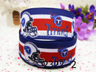 10yards Tennessee Titans Sign team Characters Printed Grosgrain ribbon