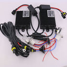 100W 12V Xenon HID Conversion Slim Kit H4-2  Hi/Low beam