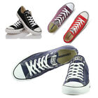 Converse Men Women Ladies All Star  Low Top Classic Chuck Taylor Trainers Shoes