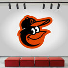 Baltimore Orioles Logo Wall Decal Sports Sticker Decor Vinyl MLB CG090