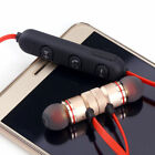 Bluetooth Magnet Wireless  Sports Earphone Headset Headphone For iPhone Samsung <br/> NOISE REDUCTION, WITH MIC, UK SELLER , BEST QUALITY