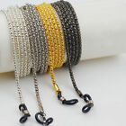 Sunglasses Glasses Holder Spectacles Chain Cord Color  Metal Strap Neck Reading