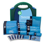 HSE 10-20-50 Person Masterchef Catering Kit in Green/Blue Integral Aura Box-178