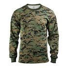 Rothco Long Sleeve Digital Camo T-Shirts