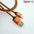 USB-C 3.1 Type C Male to 3.0 Type A Male Sync Data Charger Fast Charging Cable ^