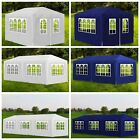 Camping Party Outdoor Event Tent Canopy Sun Shelter Shed Gazebo Cater BBQ House