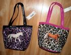 Toddler Sized HORSE Purse~GREAT GIFT ITEM~Animal print~NWT~U Choose~Pink or BLK~