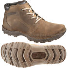 Caterpillar Boots Mens Transform Leather Shoes Brown or Black