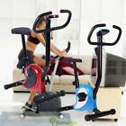Aerobic Training Cycle Exercise Bike Fitness Cardio Workout Home Cycle Machine