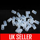 Disposable ECIG E cig drip tip Test Silicone Mouthpiece cover caps UK Seller