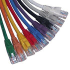 1m - 50m Cat5e RJ45 Ethernet Network Internet SKY PC LAN Patch Cable Wire Lot
