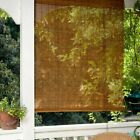 Imperial Matchstick Bamboo Indoor/Outdoor Roll-Up Shade w...