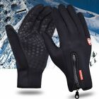 Adult Winter Warm Thermal Cycling Snow Skiing Gloves Water Resistant TouchScreen