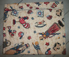 Lady Liberty Flag Rooster Horse Microwave Baked Potato Corn Bag 91/2