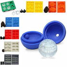 1pcs Novelty Star Wars Silicone Ice Cube Tray Chocolate Death Star Darth Mould $3.55 CAD