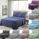 Egyptian Bed Sheet Set 1800 Thread Count 4 Piece, Deep Pocket & Comfort 7 Colors image