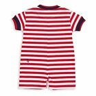 NEW FLORENCE EISEMAN BABY BOY'S STRIPE COVERALL