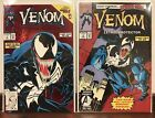 LOT OF 4 VENOM, LETHAL PROTECTOR #1-4, SPIDERMAN COMICS NM CONDITION