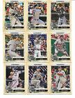 2017 TOPPS Gypsy Queen BASE CARD 1-300 U PICK FROM LIST COMPLETE YOUR SET