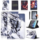 Star Wars The Force AwakensLeather Case Cover For iPad Mini Air2 iPad 2 3 4 New £5.99 GBP