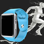 NEW BlueTooth Smart Watch w/Camera for iPhone Samsung LG HTC Huawei Fitness GIFT