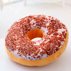 3D Soft Plush Donut Fruit Food Cushion Waist Pillow Sofa Car Seat Mat Home Decor