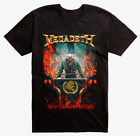 Megadeth PEACE SELLS SKULL T-Shirt NWT Authentic & Official  image