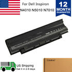 Battery F Dell Inspiron 13R 14R 15R 17R N4010 N4050 N5010 N7010 04YRJH J1KND LOT