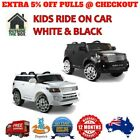 Perfect Range Rover Style Kids Ride On Car Battery Power Car Upgraded Twin Motor
