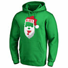 Fanatics Branded St. Louis Blues Kelly Green Jolly Pullover Hoodie - NHL