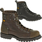 Caterpillar Boots Mens Brent Leather Shoes Brown P717832, Black P717831