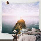 Nature Landscape Tapestry Wall Hanging Tapestries Hippie Bedspread Throw Decor