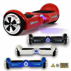 Website templates travel free - 2 Wheel Electric Scooter hoover Board UL approved rugged body w/ LED Black Red X